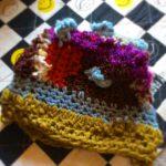 自由な編み物