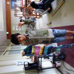 宮砥工藝舎「大人も子供も機織り体験」